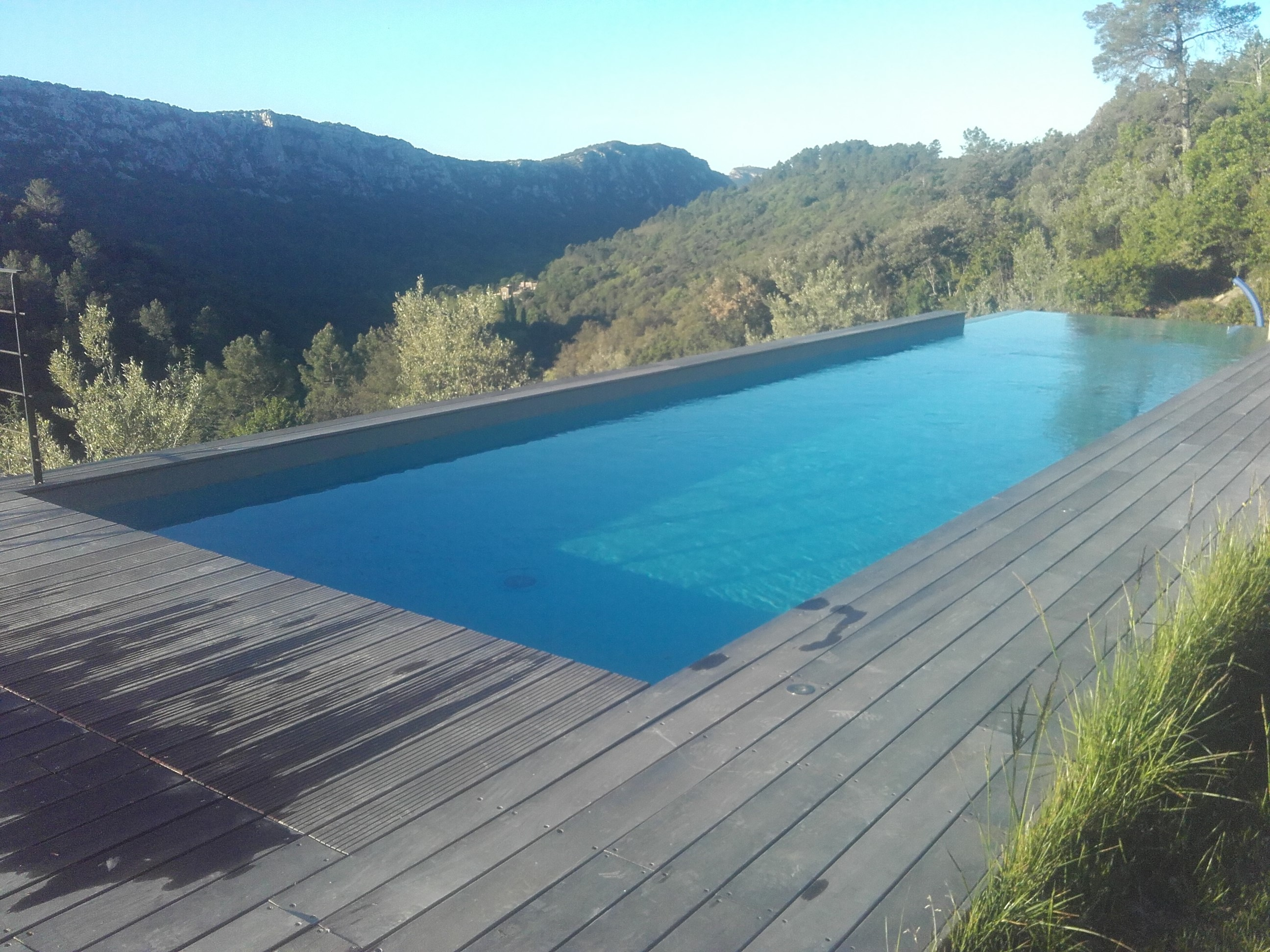 Piscine couloir de nage bassin sarl plantier for Piscine bassin de nage