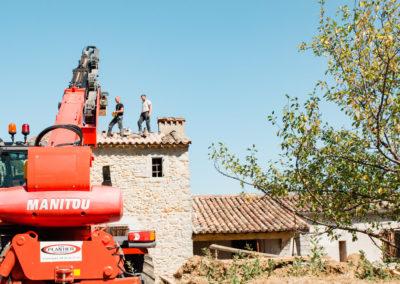 Votre entreprise de maçonnerie pour vos projets en Cévennes
