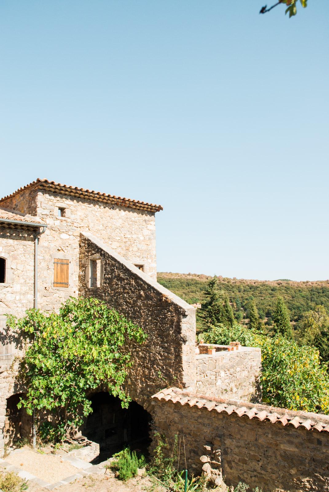 Construction et rénovation de maison, bâtisse, mas en Cévennes