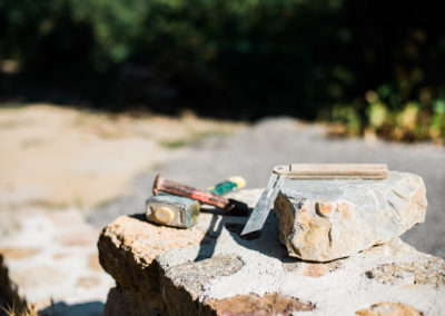 Autour de la pierre