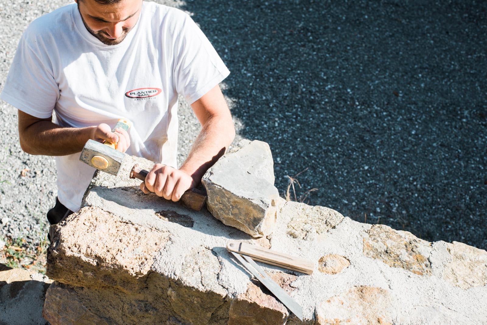 Des travaux de maçonnerie en Cévennes, en neuf ou en rénovation