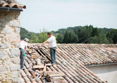 Entreprise de maçonnerie générale en Cévennes