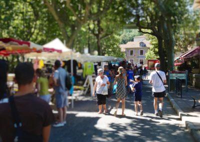 Marché de Saint Jean du Gard