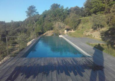 Votre piscine sous le soleil des Cévennes