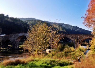 Saint Jean du Gard - Le vieux pont