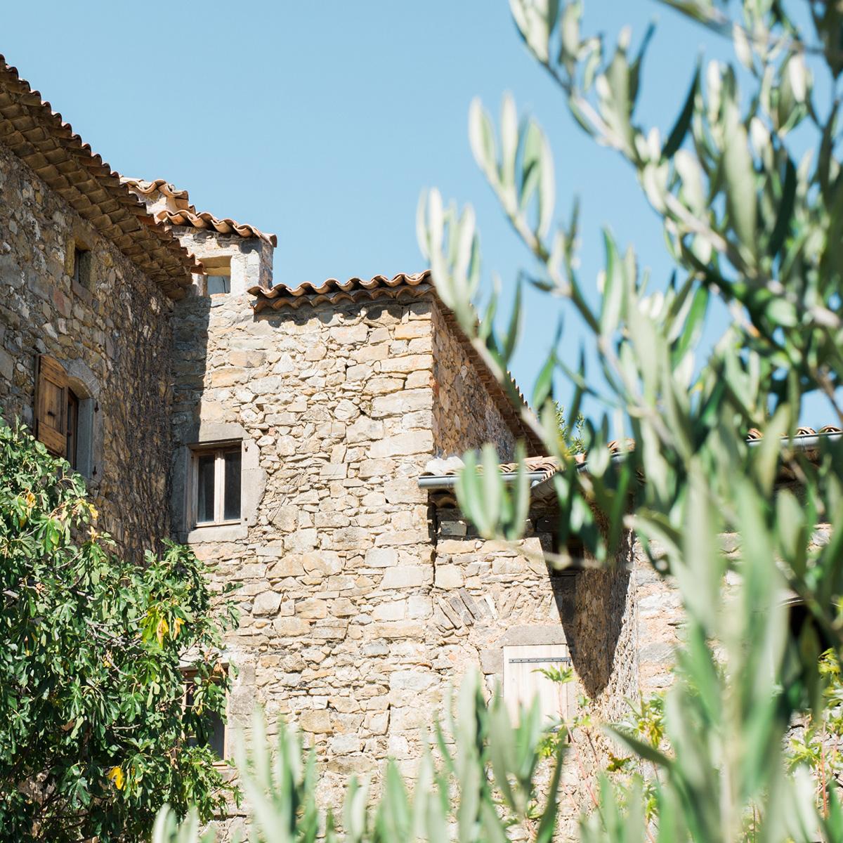 Entreprise de maçonnerie autour d'Anduze, en Cévennes