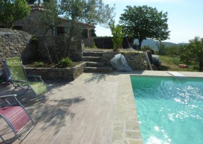 Construction et aménagement de piscines et abords