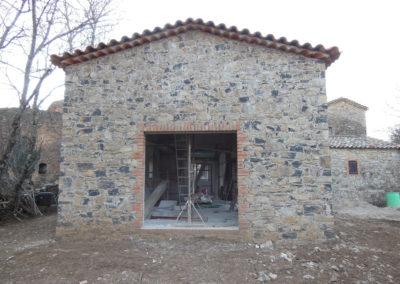Création de bâtiment en pierre