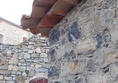 Prestations de maçonnerie autour de la pierre en Cévennes